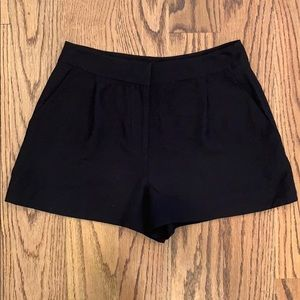 BCBGeneration Pleated Shorts